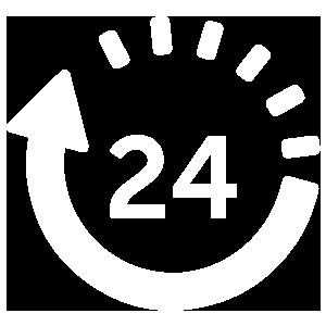 24×7 Hrs